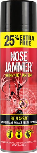 Nose Jammer Field Spray 8oz. - Aerosol