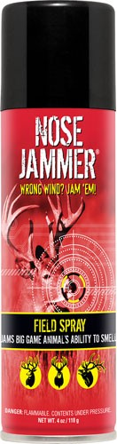 Nose Jammer Field Spray - 4oz. Aerosol
