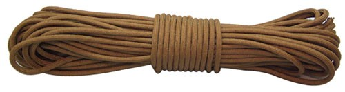 Red Rock 550 Parachute Cord - 100 Feet Coyote