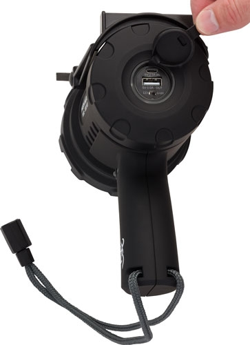 Bg High Noon L.e.d. Spotlight - 87-1800 Lumens Rechargeable