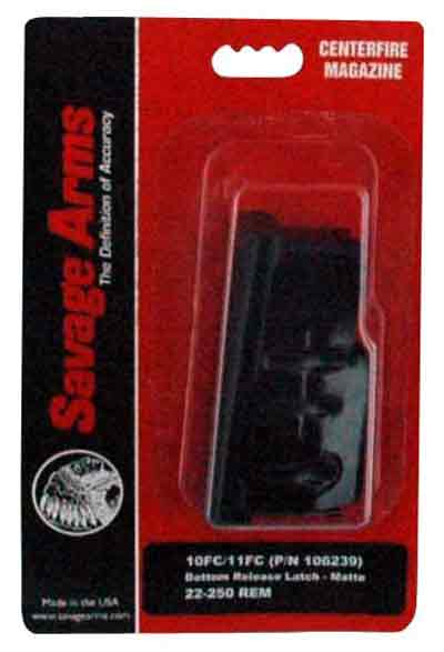 Savage Magazine 10fc/11fc - .243-.308 4-rnd Blued