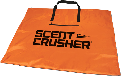 Scentcrusher Scent Free Bag / - Changing Mat Orange W/logo