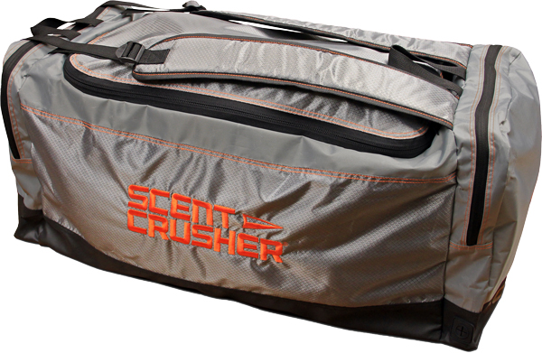 Scentcrusher Ozone Gear Bag W/ - Backpack Straps & 2ext Pockets