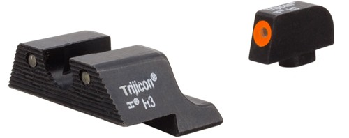 Trijicon Night Sight Set Hd Xr - Orange Outline Glock 17