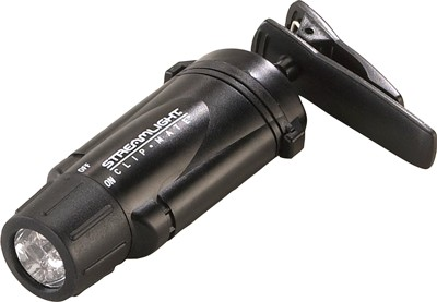 Streamlight Clipmate Black - 3-ulta-bright White Led's