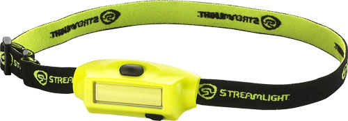 Streamlight Bandit Headlamp - Led 3 Output Modes Yellow