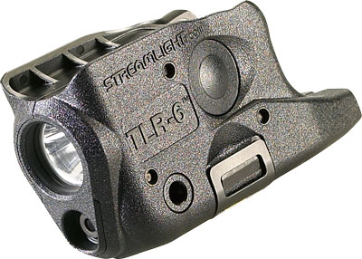 Streamlight Streamlight Tlr-6 White Led - Light/red Laser Glock 26/27/33