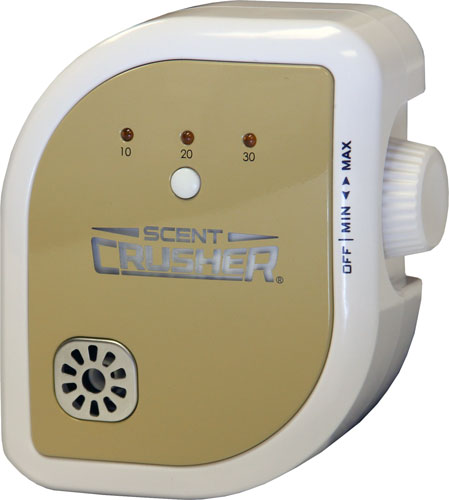 Scentcrusher Ozone Room Clean - Plug-in Unit 102030 Min Set