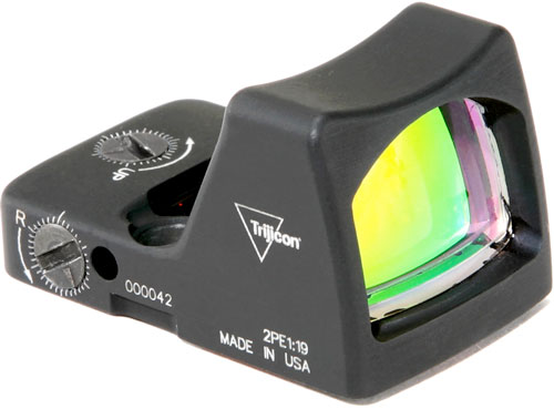 Trijicon Rmr Sight Type 2(led) - 3.25 Moa Red Dot W/o Mount