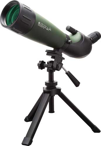 Konus Spotting Scope 20-60x80 - Tripod & Smart Phone Adapter