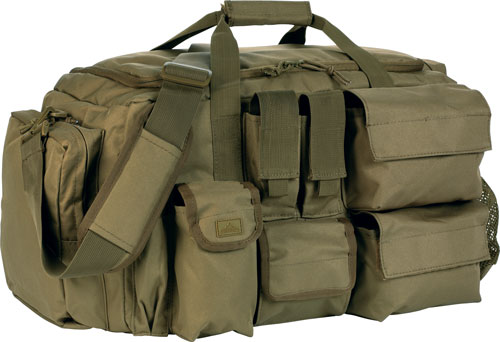 Red Rock Operations Duffle Bag - 7 External Utility Pouches Od