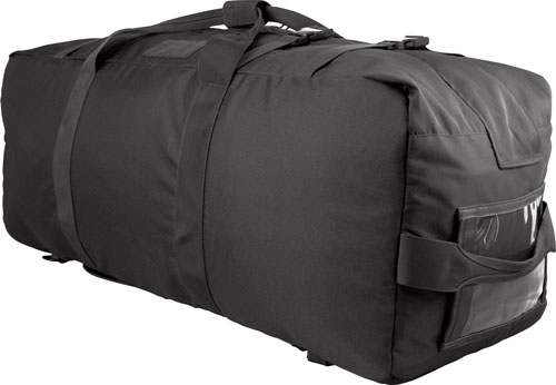 Red Rock Explorer Duffle Bag - Backpack (large) Black!