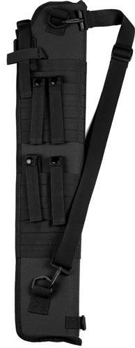 Red Rock Molle Shotgun - Scabbard Black