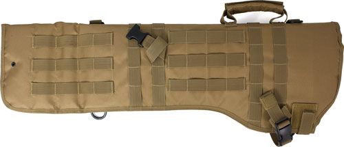 Red Rock Molle Rifle Scabbard - Coyote Tan
