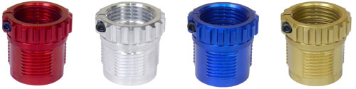 Lee Spline Drive Breech Lock - Bushing 4 Pack