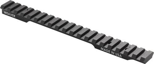 Weaver Base Extend Multi-slot - Mossberg Patriot La Matte