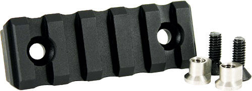 Odin Works Odin Keymod 5 Slot Accessory - Rail Black Aluminum