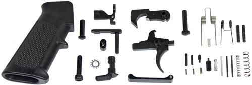 Odin Lower Parts Kit W/pistol - Grip For Ar-15