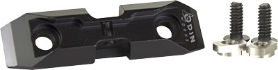 Odin Bipod Adapter M-lok - Low Profile Black