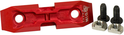 Odin Bipod Adapter M-lok - Low Profile Red