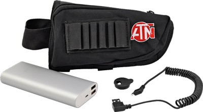 Atn Battery Pack Extended Life - Butt Stock Case