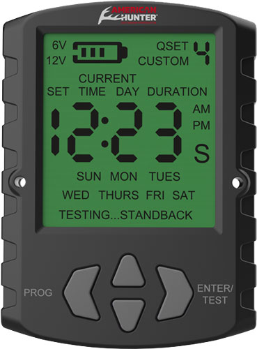 American Hunter Digital Timer - Universal 6v/12v