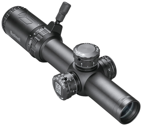 Bushnell Bushnell Scope Ar Optics - 1-4x24 30mm Ffp Illum Btr-1