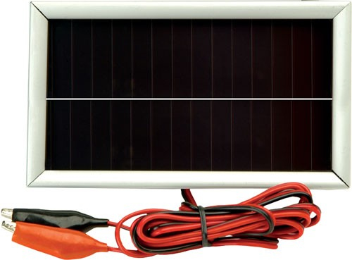 American Hunter Solar Charger - Economy 12 Volt