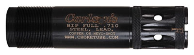 Carlsons Choke Tube Spt Clays - 12ga Ported Full Invector+