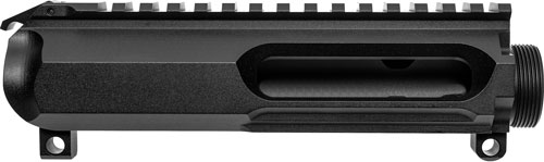New Frontier C4 Upper Receiver - Ar15 Side Charging Billet Blk