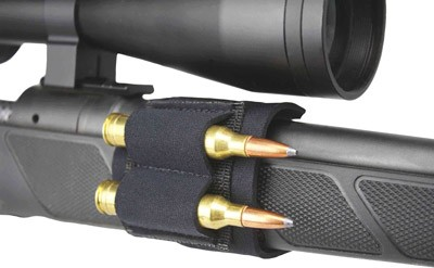 Beartooth Products Rifle - Sidecart Black Holds 2 Rounds