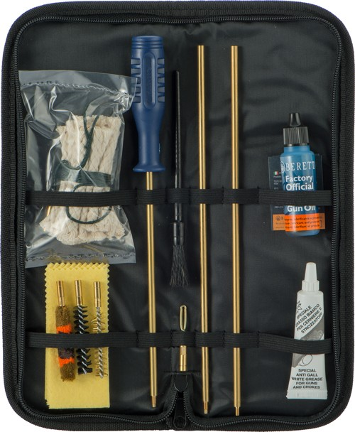 Beretta Cleaning Kit - .270/7mm Rifle W/field Pouch