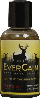 Conquest Scents Deer Lure Ever - Calm Deer Herd 2fl Oz. Bottle