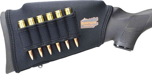 Beartooth Products Black Comb - Raising Kit 2.0 W/rifle Loops