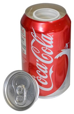 Psp Coca Cola Can Safe - For Small Items