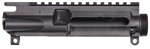Anderson Upper Stripped A3 - M4 Feed Ramps Black Ar-15