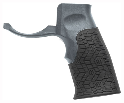Daniel Def. Grip Ar-15 Grey - With Integrated Trigger Guard