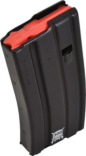 D&h Tactical Magazine .300blk - 20rd Black W/laser .300 Logo