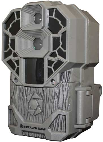 Stealth Cam Trail Cam Ds4k - 30mp 4k Ultra Hd No-glo Gray