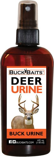 Buck Baits Deer Lure Buck - Urine 4fl. Oz Bottle!