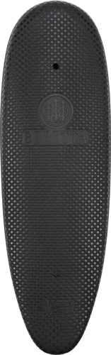 "Beretta Recoil Pad Micro-core - Trap Checkered .51"" Black"