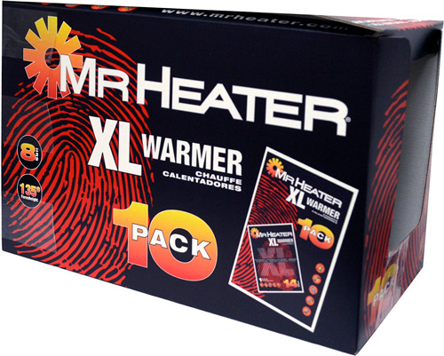 Mr.heater Xl Body Warmer 10 - Pairs Per Pack