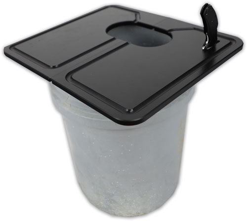 Can Cooker Gamemaker Fold'n - Stow 5 Gallon Bucket Board!