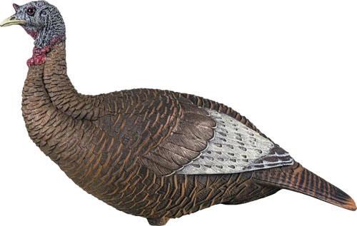 Flextone Thunder Chick Upright - Hen Decoy W/stake