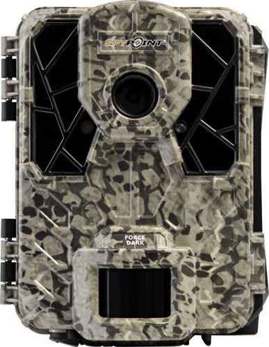 Spypoint Trail Cam Force Dark - 20mp Hd Video No Glow Camo