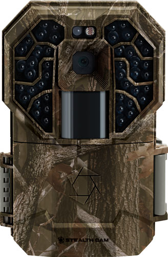 Stealth Cam Trail Cam G45ngx - Pro 22mp Hd Video No-glo Camo
