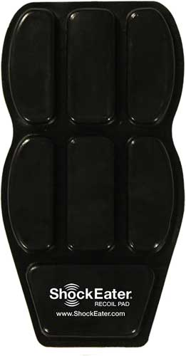 "Peregrine Outdoors Shockeater - Recoil Pad 6.5""x3.75"" 8mm Thck"