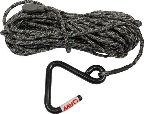 Hawk Hoist Rope W/jaw Hook -