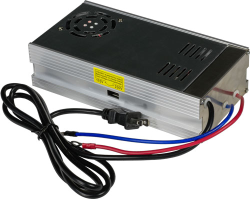 Hatsan Airguns Hatsan Tactair Spark Pcp - Compressor Power Supply 120/12