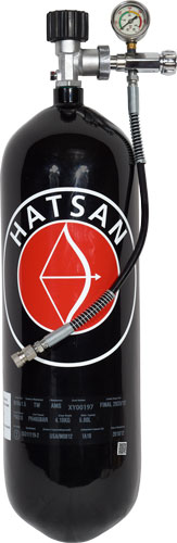 Hatsan Tactair 6.8l Cf Fill - Tank W/ Valve Kit Din Valve